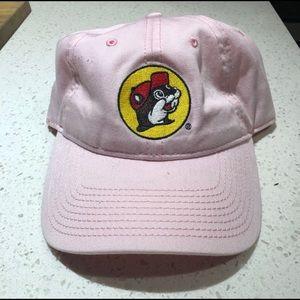 Buc-ees Pink Texas Dad Hat